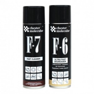 Chester Ultra Fast Degreaser F-6